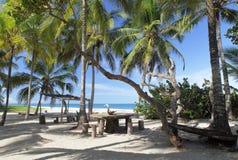 Miejsce spoczynku wzdłuż Karaiby Obraz Royalty Free