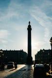 Miejsce Vendôme w Paryż, Francja obrazy royalty free