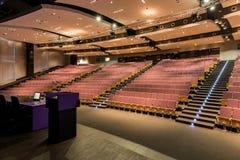 Miejsce wydarzenia dla szerokiego zakresu wykłady i prezentacje Zdjęcie Stock