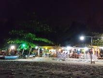 Miejscowego Rayong owoce morza Zdjęcia Stock