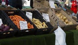 Miejscowego rynku kram Zdjęcie Stock