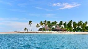 Miejscowość nadmorska na Koh Mook wyspie Zdjęcie Royalty Free