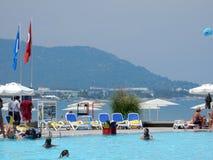 Miejscowość nadmorska w Turcja Fotografia Royalty Free