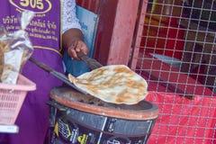 Miejscowy ryżowy krakers Zdjęcia Stock
