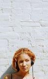 miejska dziewczyna Obraz Royalty Free