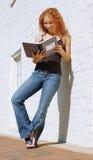 miejska dziewczyna Fotografia Stock