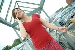 miejska kobieta Fotografia Royalty Free