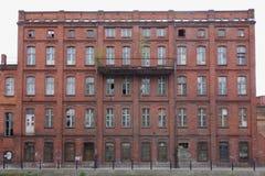 Miejska Szkola Realna en Bydgoszcz Foto de archivo libre de regalías