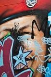 miejska sztuki Obraz Royalty Free