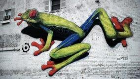miejska sztuki Obrazy Stock