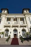 Sanremo Miejski kasyno, Włochy zdjęcia stock