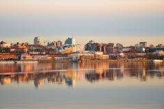miejski krajobrazu Fotografia Stock