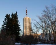 miejski krajobrazu Obraz Royalty Free