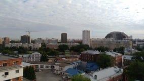 miejski krajobrazu Zdjęcia Royalty Free