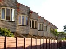 miejski mieszkalnictwa Fotografia Stock