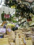 Miejski rynek Zdjęcie Royalty Free