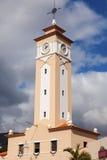 Miejski rynek Nasz dama Afryka los angeles Recova w Santa Cruz De T Obraz Stock