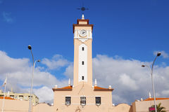 Miejski rynek Nasz dama Afryka los angeles Recova w Santa Cruz De T Fotografia Stock