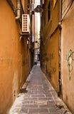 miejski slumsy fotografia stock