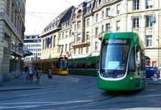 Miejski transport obraz royalty free