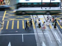 miejskiego życia Zdjęcia Stock