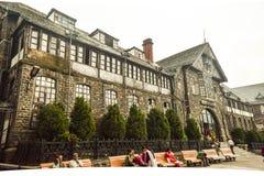 MIEJSKIEGO KORPORACJA budynek, SHIMLA Zdjęcie Royalty Free