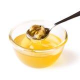 miel d'abeille Photographie stock libre de droits