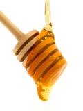 miel de dispositif d'écoulement Images libres de droits
