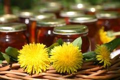 Miel en glace Photographie stock
