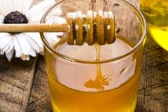 Miel fragante de la primavera Foto de archivo libre de regalías