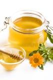 Miel frais images libres de droits