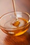 Miel frais Photo stock