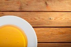 Miel frais d'or Photographie stock