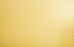 Miel hueco de la textura geométrico proporcional Fotos de archivo libres de regalías