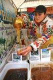 Miel más grande anual del otoño justa en Moscú, Rusia Fotos de archivo libres de regalías