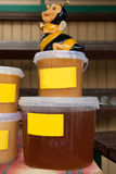 Miel nativa Imagenes de archivo
