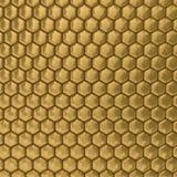 Miele di pettine. immagine 3D. Immagini Stock