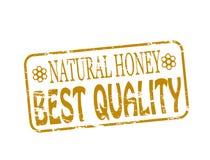 Miele naturale Fotografia Stock Libera da Diritti