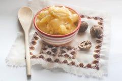 Miele nella cucina Immagini Stock Libere da Diritti