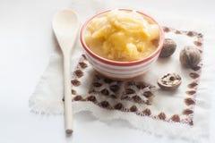 Miele nella cucina Fotografie Stock Libere da Diritti