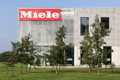 Miele offices in Denmark Stock Photo