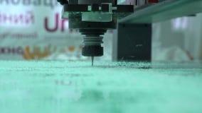 Mielenie maszyna w pracie zbiory wideo