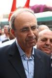 Miembro del Knesset (el parlamento de Isreali), Hanna Swaid Imágenes de archivo libres de regalías
