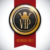 Miembro del Vip Fotos de archivo libres de regalías