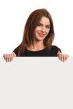 mienie piękny pusty żeński znak Obraz Stock