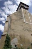 Miercurea Sibiului fortified church Stock Images