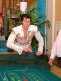 Mierdas con Elvis imagen de archivo libre de regalías
