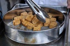 śmierdzacy tofu Obrazy Stock