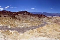 śmiertelna punktu usa dolina zabrisky Obrazy Royalty Free