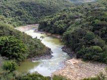 Śmiertelna rzeka Fotografia Royalty Free